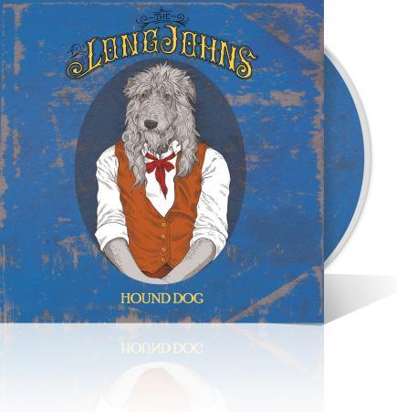 Hound Dog single cover